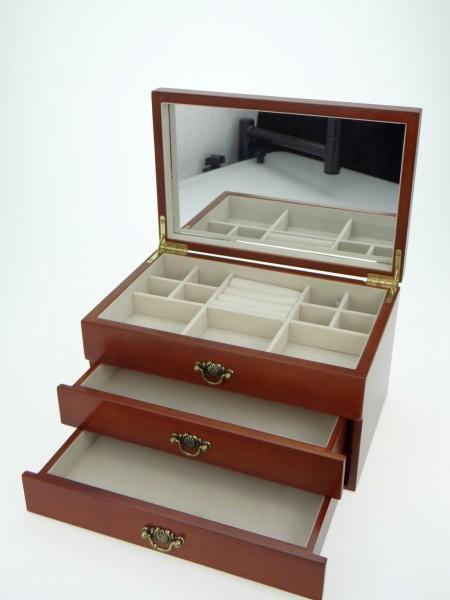 schmuckk stchen jessica walnut collektion holz. Black Bedroom Furniture Sets. Home Design Ideas
