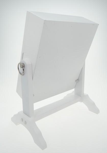 schmuckschrank spiegelschrank schminkspiegel schmuckkasten wei schmuckaufbewahrung. Black Bedroom Furniture Sets. Home Design Ideas
