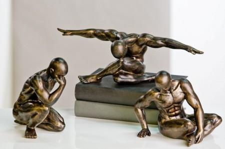 kremers figuren skulpturen. Black Bedroom Furniture Sets. Home Design Ideas